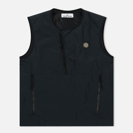 Мужской жилет Stone Island Micro Reps Primaloft Insulation Technology Navy