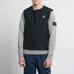 Мужской жилет Stone Island Micro Reps Primaloft Insulation Technology Navy фото- 6