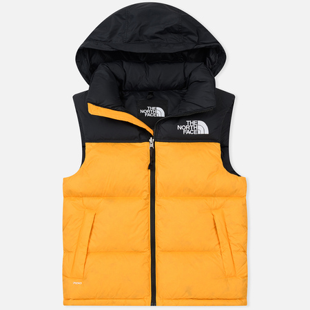 Мужской жилет The North Face 1996 Retro Nuptse Zinnia Orange
