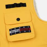 Мужской жилет Tommy Jeans Reversible Expedition 6.0 Lemon Chrome/Sherpa Beige фото- 2