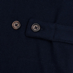 Мужской жилет Universal Works Chore Wool Melton Navy фото- 4