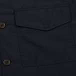 Мужской жилет Universal Works Watchman Tropical Wool Navy фото- 2