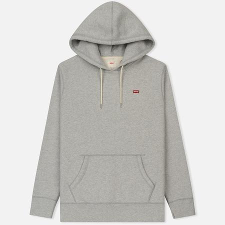 Мужсткая толстовка Levi's Logo Detail Hoodie Grey