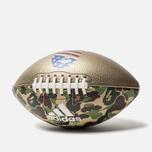 Мяч adidas x Bape Superbowl Rifle Multicolor фото- 1