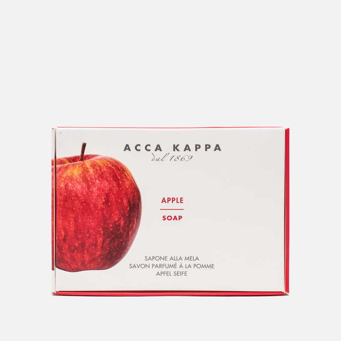 Мыло Acca Kappa Apple 150g