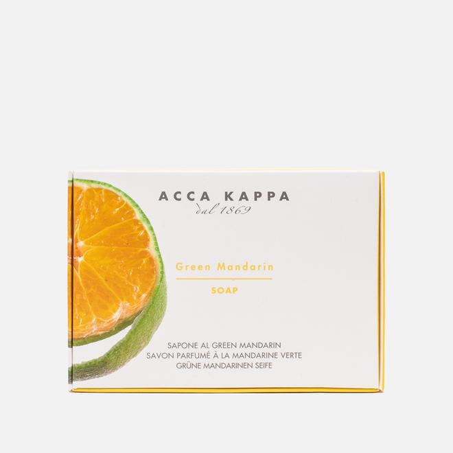 Мыло Acca Kappa Green Mandarin 150g