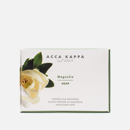 Acca Kappa Magnolia Soap 150g