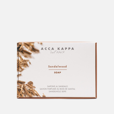 Acca Kappa Sandalwood Soap 150g