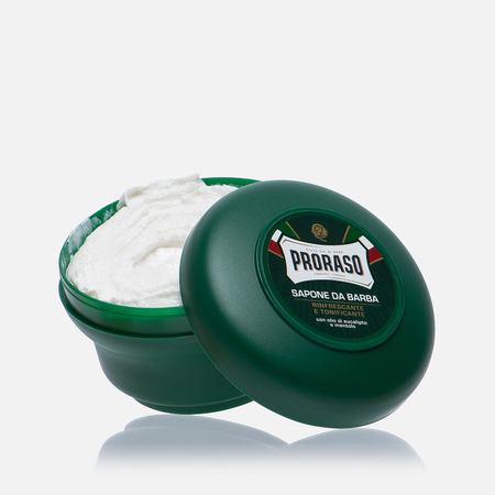 Мыло для бритья Proraso Eucalyptus Oil And Menthol 150ml