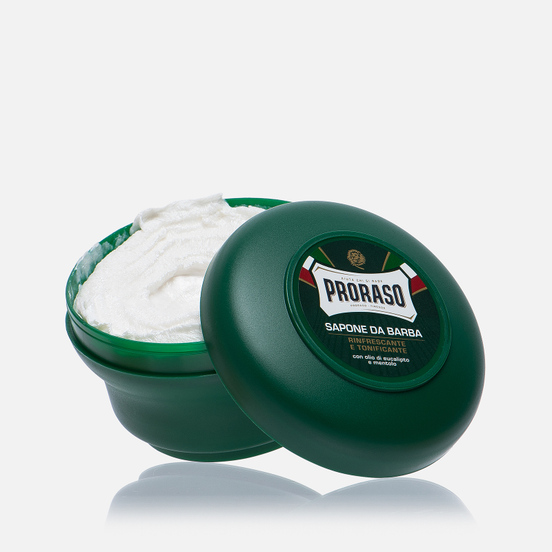 Мыло для бритья Proraso Eucalyptus Oil And Menthol 150ml