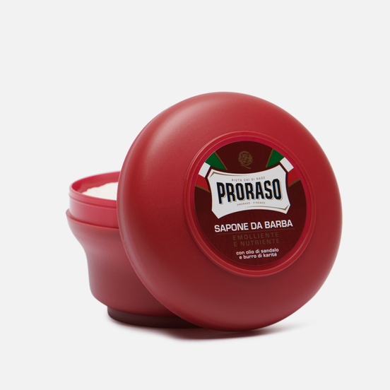 Мыло для бритья Proraso Sandalwood Oil And Shea Butter 150ml