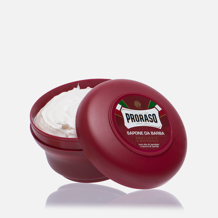 Мыло для бритья Proraso Sandalwood Oil And Shea Butter 150ml