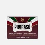 Мыло для бритья Proraso Sandalwood Oil And Shea Butter 150ml фото- 4