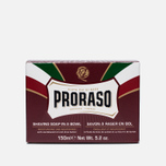 Proraso Sandalwood Oil And Shea Butter Shaving Soap 150ml photo- 4