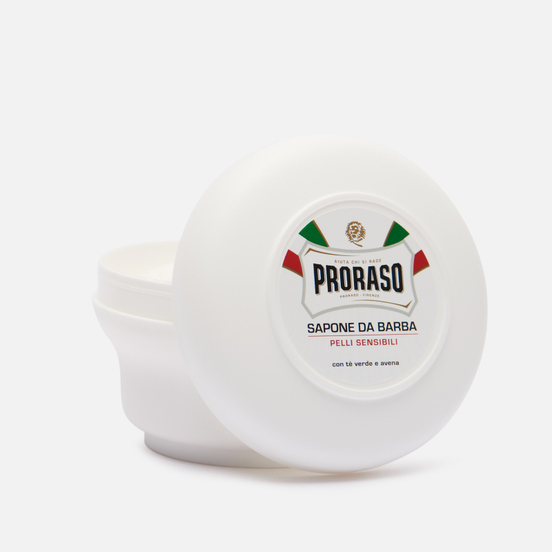 Мыло для бритья Proraso Sensitive Skin Green Tea And Oatmeal 150ml
