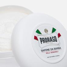 Мыло для бритья Proraso Sensitive Skin Green Tea And Oatmeal 150ml фото- 2