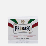 Мыло для бритья Proraso Sensitive Skin Green Tea And Oatmeal 150ml фото- 3