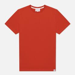 Мужская футболка Norse Projects Niels Standard Industrial Orange