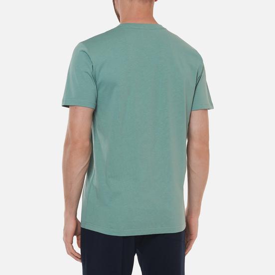 Мужская футболка Norse Projects Niels Standard Regular Fit Mineral Blue