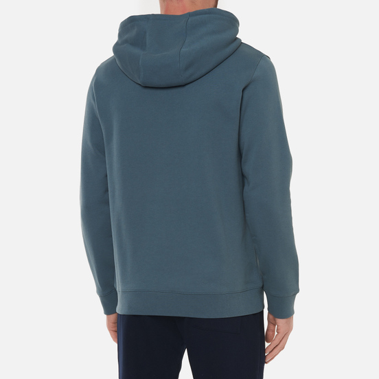 Мужская толстовка Norse Projects Vagn Classic Hoodie Mineral Blue