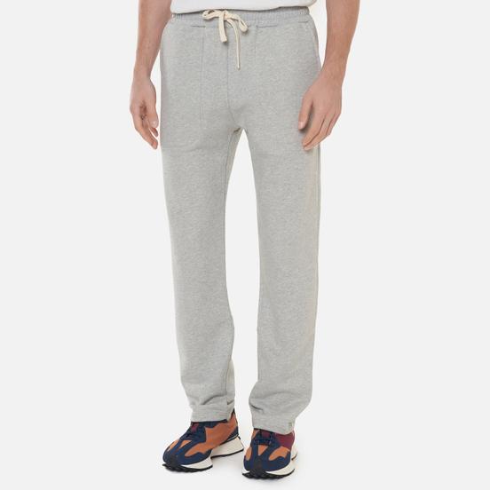 Мужские брюки Norse Projects Falun Classic Regular Tapered Fit Light Grey Melange