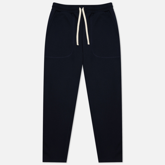Мужские брюки Norse Projects Falun Classic Regular Tapered Fit Dark Navy