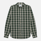 Мужская рубашка Norse Projects Osvald Button Down Light Check Dartmouth Green фото - 0
