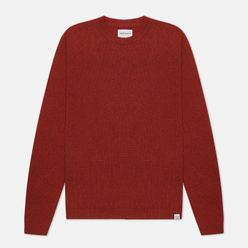Мужской свитер Norse Projects Sigfred Lambswool Carmine Red
