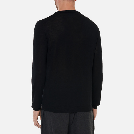 Мужской свитер Norse Projects Sigfred Light Merino Black