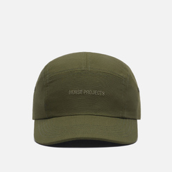 Кепка Norse Projects Ripstop 5 Panel Beech Green