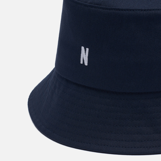 Панама Norse Projects Twill Dark Navy