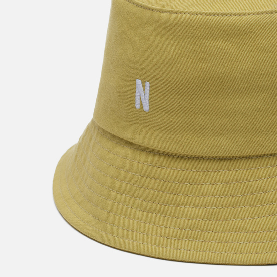 Панама Norse Projects Twill Chartreus Green