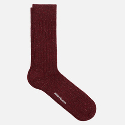 Носки Norse Projects Bjarki Neps Carmine Red