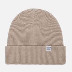 Шапка Norse Projects Norse Beanie Utility Khaki