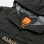 Мужская куртка анорак Napapijri Rainforest Winter 2 Dark Grey фото - 1