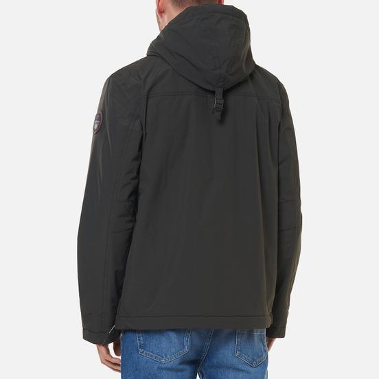 Мужская куртка анорак Napapijri Rainforest Winter 2 Dark Grey