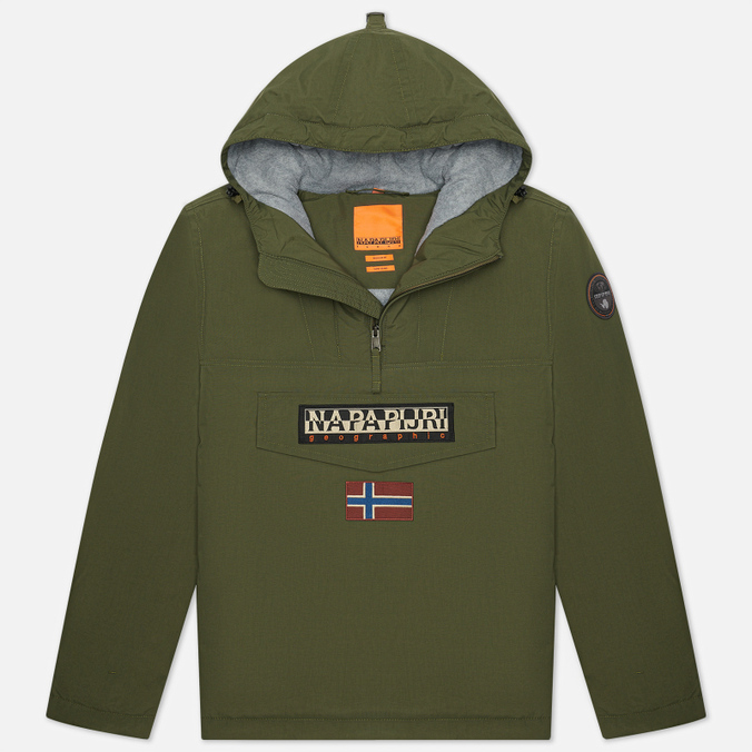 Мужская куртка анорак Napapijri Rainforest Winter 2