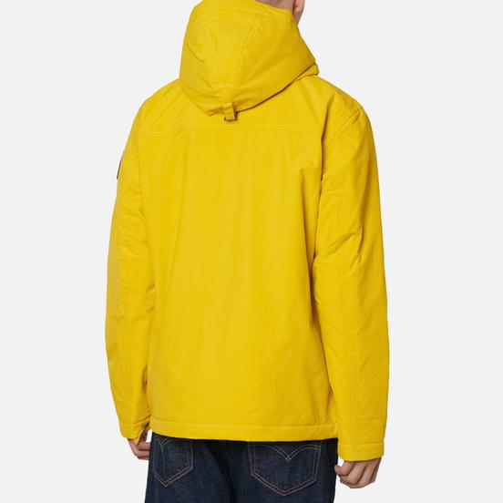 Мужская куртка анорак Napapijri Rainforest Winter 2 Yellow Oil