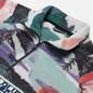 Мужская толстовка Napapijri Revontulet Micro Zip Fleece White/All Over Print фото - 1