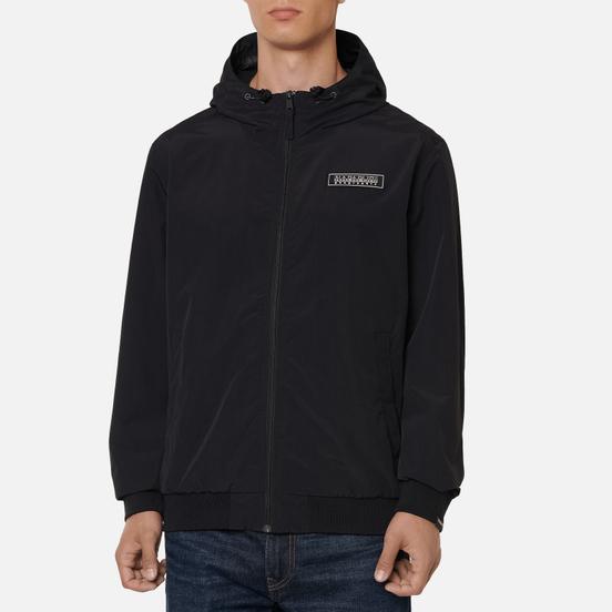 Мужская куртка Napapijri A-Patch Light Black