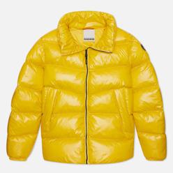 Мужской пуховик Napapijri Loyly Shiny Yellow Oil