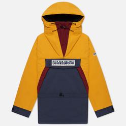 Мужская куртка анорак Napapijri Skidoo Igloo Blue Nights