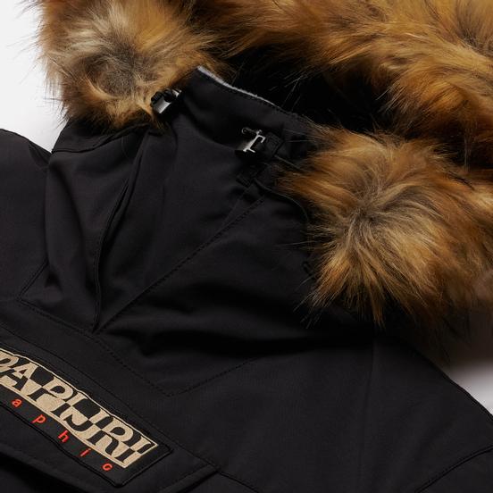 Женская куртка анорак Napapijri Skidoo 3 Black