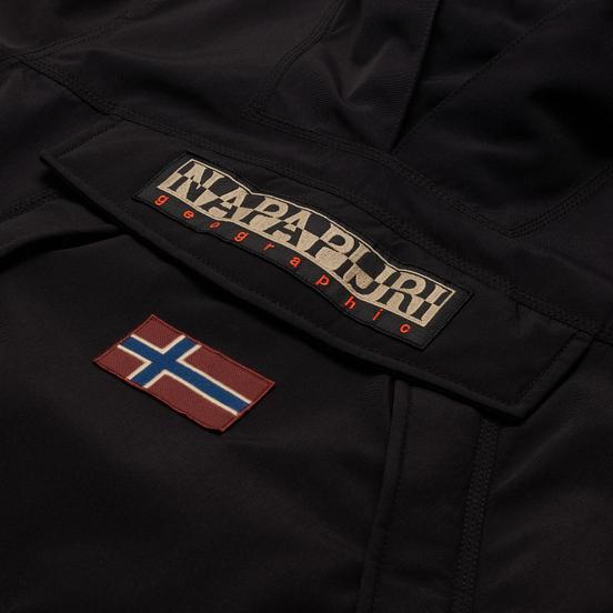 Мужская куртка анорак Napapijri Skidoo 3 Black
