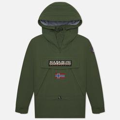 Мужская куртка анорак Napapijri Skidoo 3 Green Depths