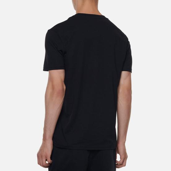 Мужская футболка Napapijri Salis Crew Black