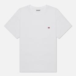 Женская футболка Napapijri Salis Bright White