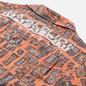 Мужская рубашка Napapijri Napali Orange Mask фото - 2