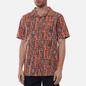 Мужская рубашка Napapijri Napali Orange Mask фото - 3