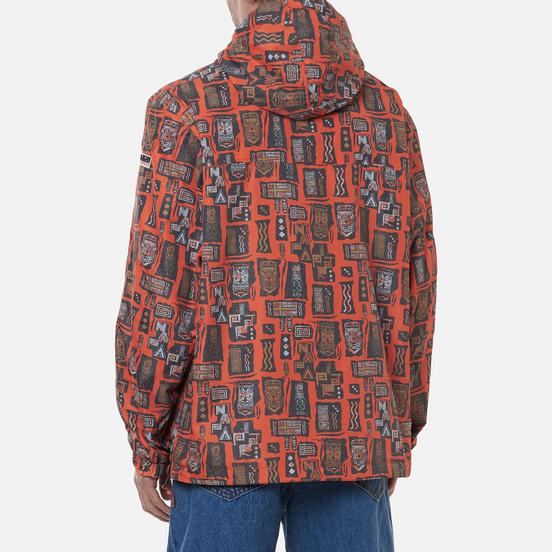 Мужская куртка анорак Napapijri Rainforest Napali Orange Mask